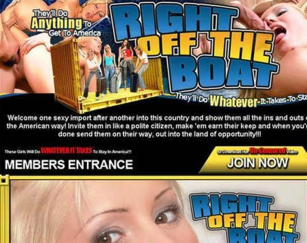 RightOffTheBoat.com – SITERIP