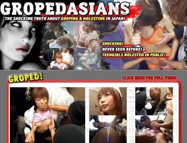 GropedAsians.com – SITERIP
