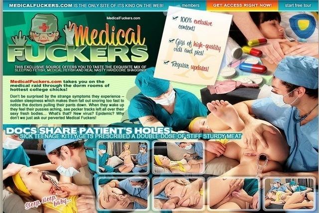 MedicalFuckers.com – SITERIP