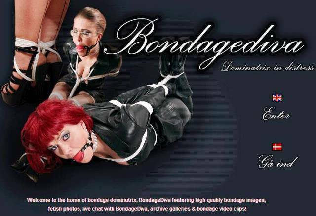 BondageDiva.dk – SITERIP