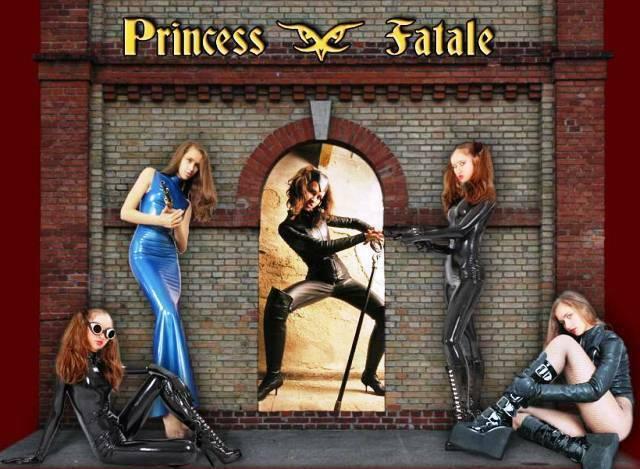 Princess-Fatale.com – SITERIP
