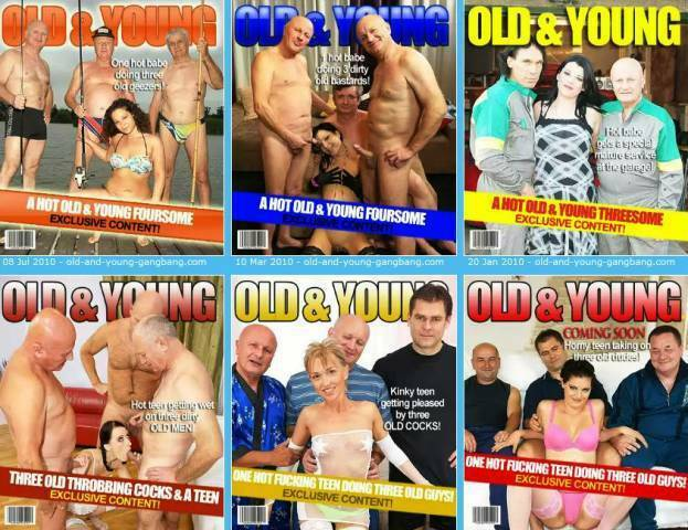 Old-and-Young-Gangbang.com – SITERIP