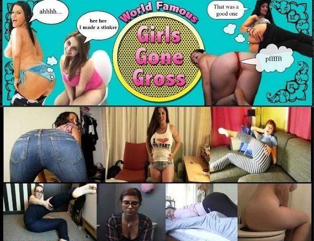 GirlsGoneGross.com – SITERIP