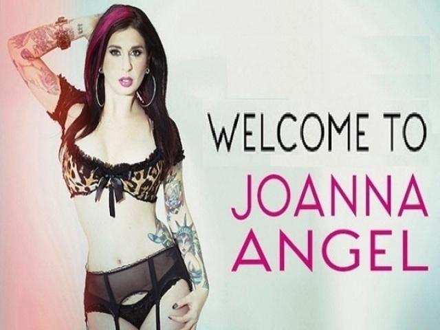 JoannaAngel.com – SITERIP