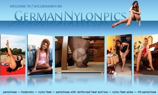 GermanNylonPics.de – SITERIP