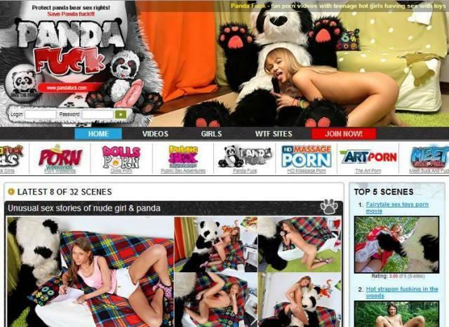 PandaFuck.com – SITERIP