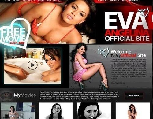EvaAngelina.com – SITERIP