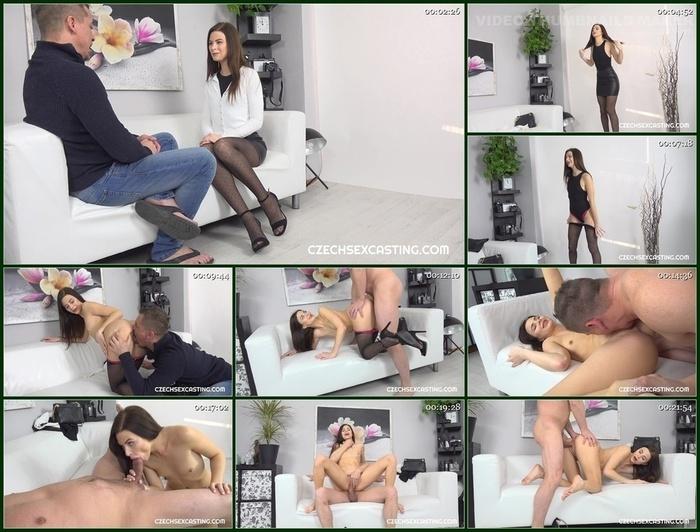 Czech Sex Casting – Jenny Doll