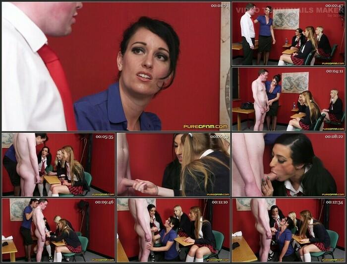 Alexis Crystal, Grace Harper, Jasmine Lau, Skyler Mckay (Full HD)