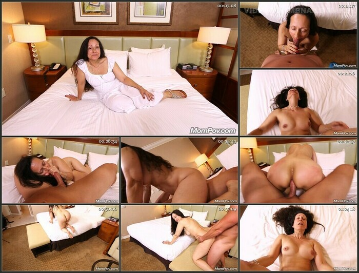 Lucille – Old Lady Who Loves To Suck Cock (HD)