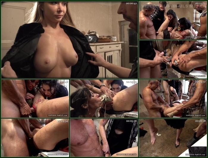 Perverse Family – Brittany Bardott, Sindy Rose & Anna De Ville