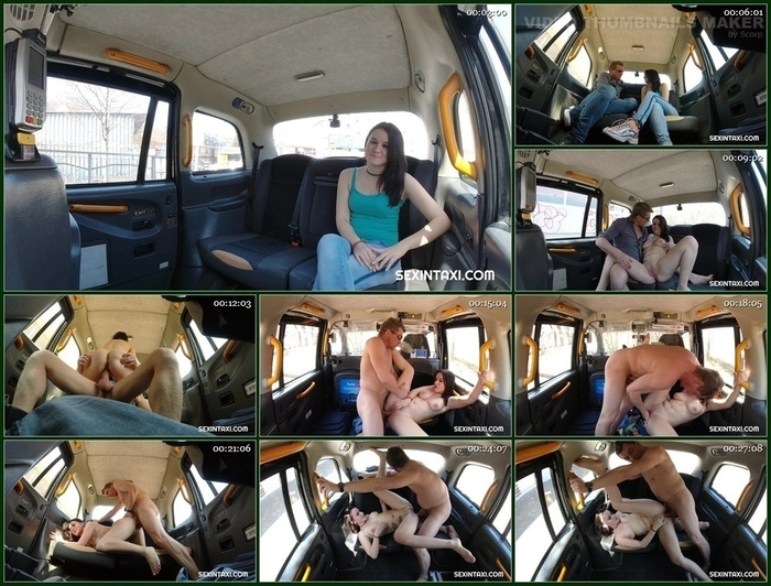 Sex In Taxi – Melany Mendes