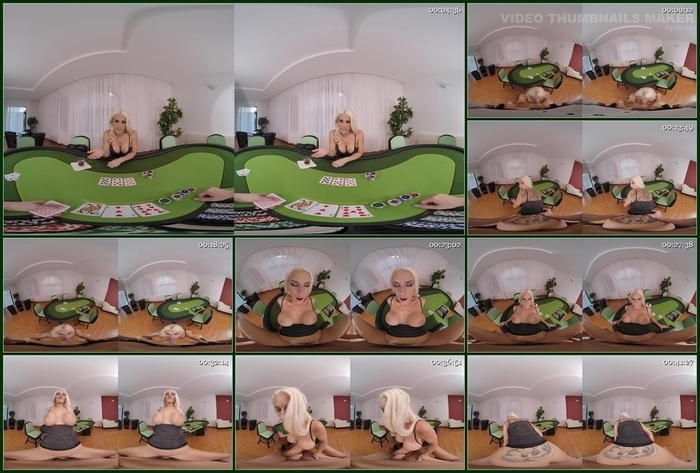 VR Bangers – Blanche Bradburry