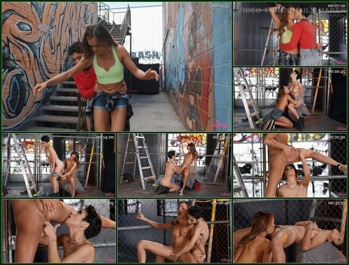 When Girls Play – Aila Donovan & Brooklyn Gray