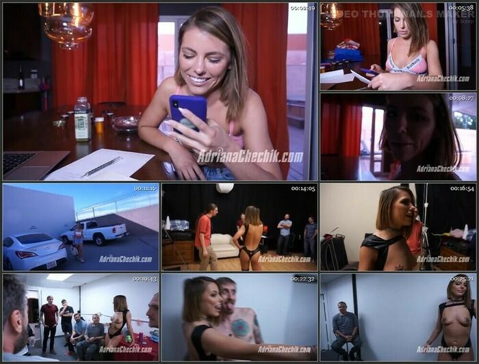 Adriana Chechik BTS (HD)