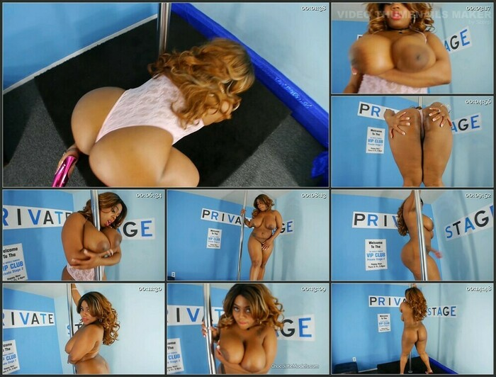 Ms  Yummy – Pink Lingerie Dance Stage (Full HD)