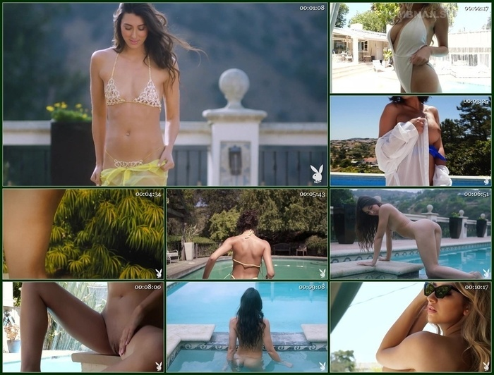 Playboy Plus – Hanging By The Pool