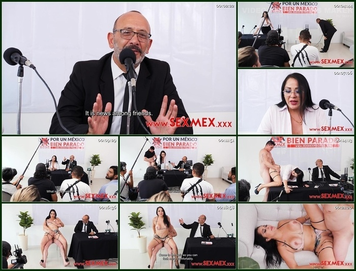 Sex Mex – Pamela Rios