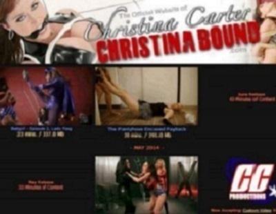 ChristinaBound.com – SITERIP