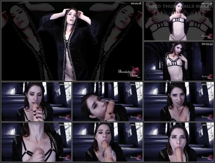 Brookelynne Briar – Vampire ASMR Mind Fuck JOI (Full HD)