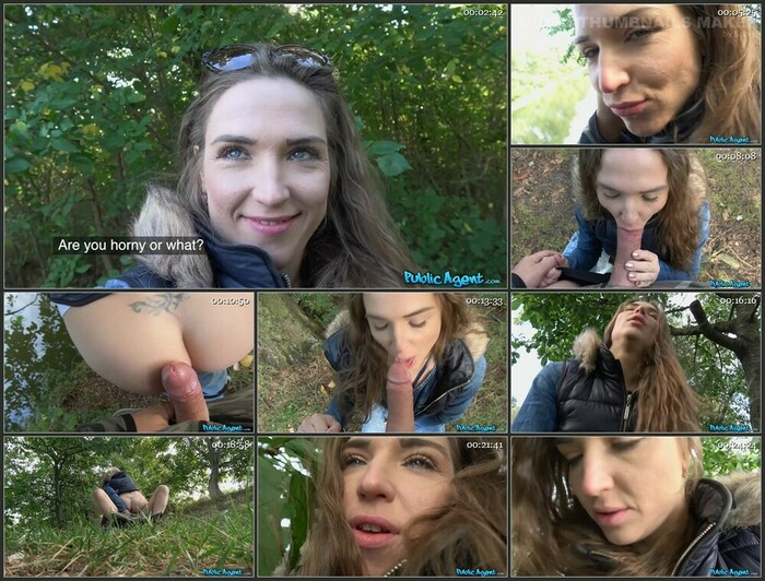 Party Babe Fucks by the Lake (HD)
