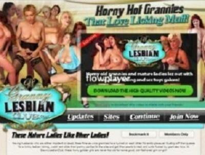 GrannyLesbianClub.com – SITERIP
