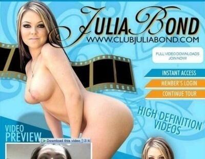 ClubJuliaBond.com – SITERIP