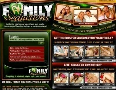 FamilySeductions.com – SITERIP