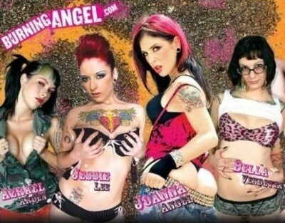 BurningAngel.com – SITERIP