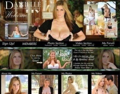 DanielleFTV.com – SITERIP