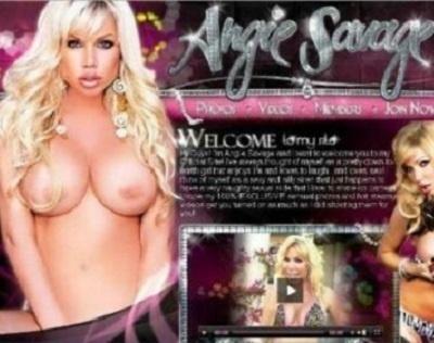 AngelaSavage.com – SITERIP