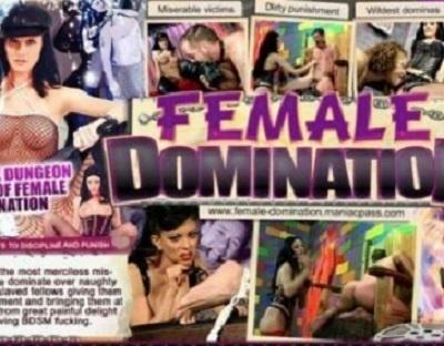 Female-Dominations.com – SITERIP