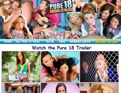 Pure18.com | RK.com – SITERIP