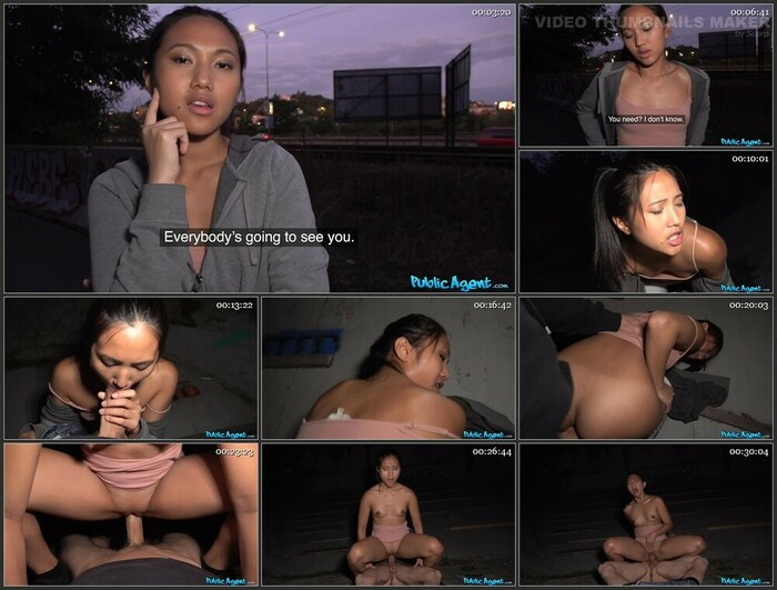 May Thai – Agent tastes first Asian pussy (Full HD)